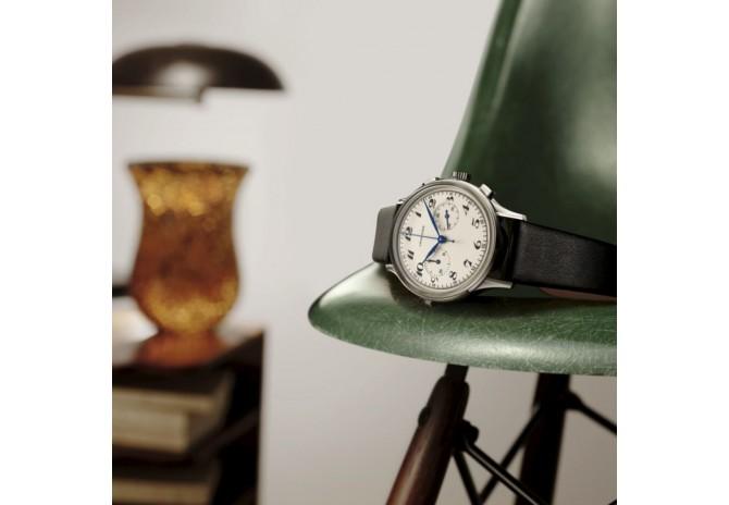 Новая жизнь хронографа Longines Heritage Classic Chronograph 1946